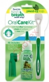 Tropiclean Oral Care Kit M/L