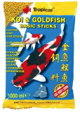TROPICAL POND Koi-Goldfish Basic sticks 1L/90g
