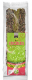 SUPREME hlodavce Stickle Timothy Hay & Herbs ZB 100g