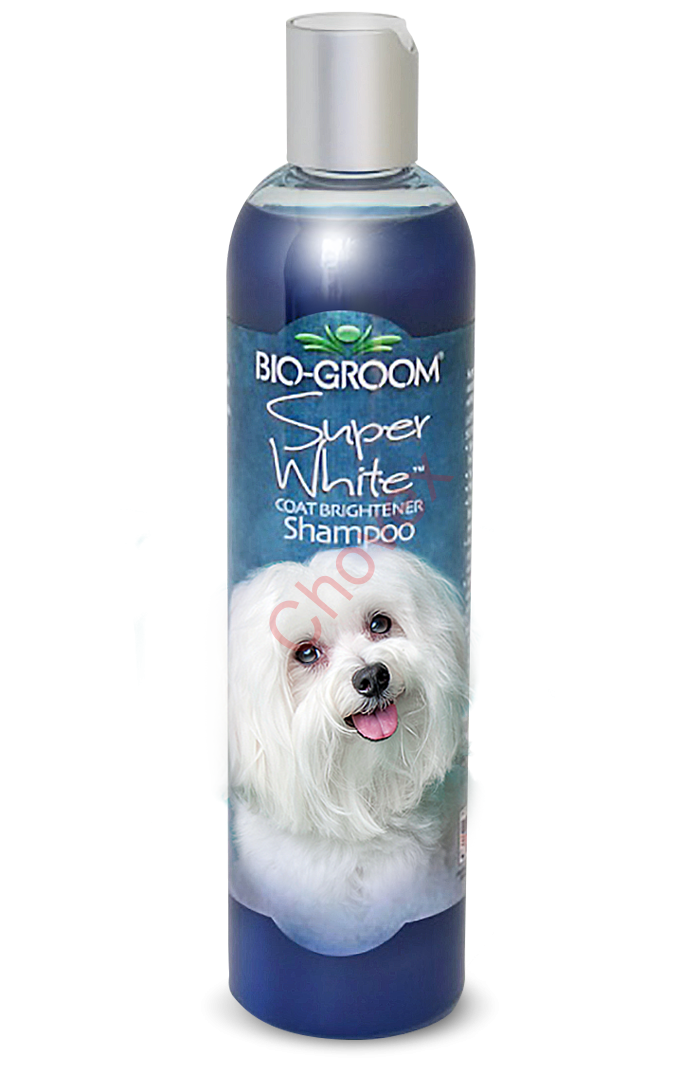 Bio Groom  Super White šampon 355ml